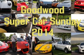 Goodwood Supercar Sunday