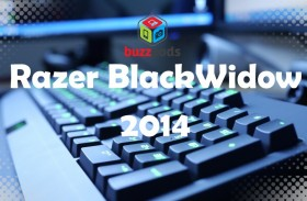 Razer Keyboard – BlackWidow Ultimate 2014 Unboxing