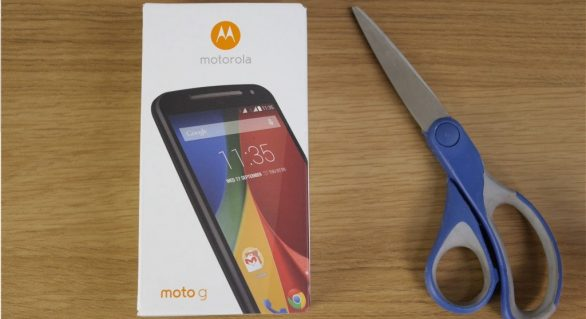 Moto G 2014 (2nd Gen) Unboxing and First Look
