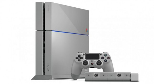 PS4 Anniversary Edition – Limited Edition Celebrating 20 Years