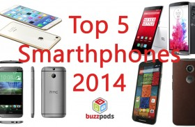 Top 5 Smartphones of 2014