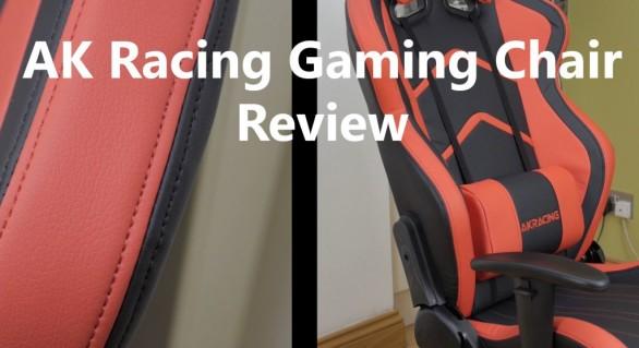 AK Racing eSports Gaming Chair – Review
