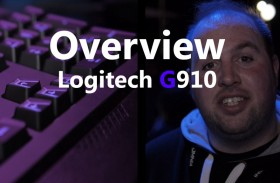 Logitech G910 Orion Spark Overview