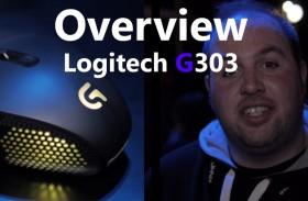 Logitech G303 Daedalus Apex Overview