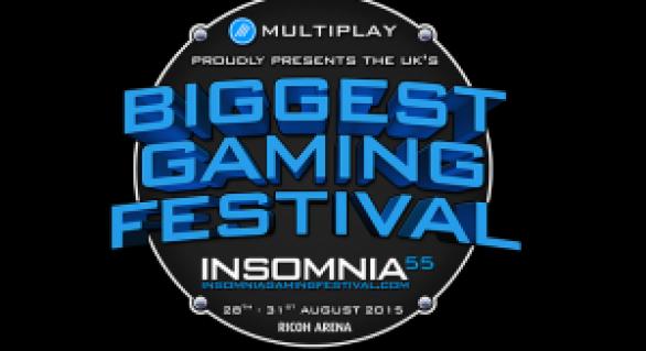 Insomnia 55 – Festival Update